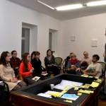 Лекція Юрія Рибачука