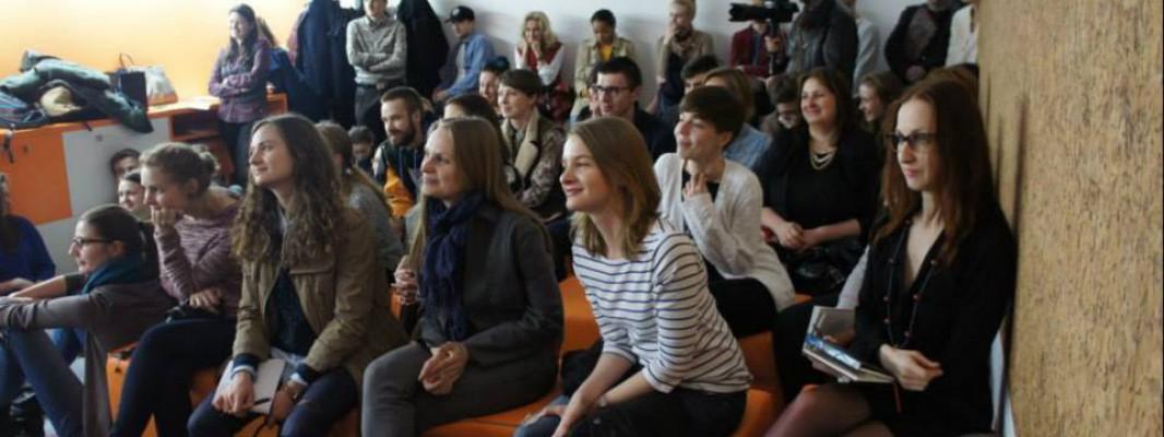 Фотозвіт із лекції Іллі Осколкова-Ценципера